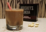 chocolate banana shake