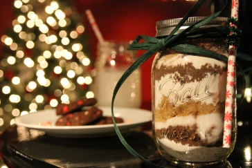 mason jar cookies, diy gifts, christmas homemade gifts